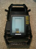 Humminbird TCR 101 Fishfinder WITH Transducer PORTABLE Carry Case Suction Cup