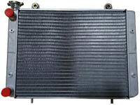 ATV Radiator For 09-10 Polaris Ranger 500 700 800 2455036 1240385 A020
