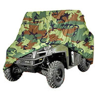 Camo Side-by-Side Waterproof Utility Vehicle Storage Cover Dust Rain Portection