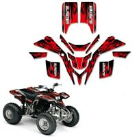 Decals Stickers Graphics For Yamaha Blaster 200 Yfs 200 1988 -2006 Red Black Atv