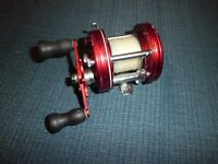 Vintage Abu Ambassadeur 5000 Baitcasting Reel made in Sweden- serial 563896