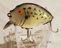 Heddon #9630 Punkinseed in Crappie Color Earlier Hardware Vintage Fishing Lure