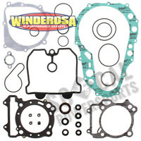 2003-2008 Suzuki LT-Z400 ATV Winderosa Complete Gasket Kit with Oil Seals