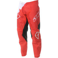 ONE Industries Atom Pant Wedge Red/White mx off road atv racing