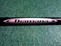 PING G25 DIAMANA 'AHINA 70 x5ct STIFF FLEX DRIVER SHAFT!! 44 1/8
