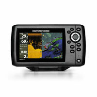 Humminbird Helix 5 CHIRP DI/GPS G2 Combo w/ Transducer Included 410220-1
