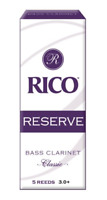 Rico RER05305 Reserve Classic #3+ - Box of 5