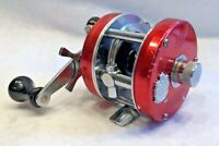 Abu Sweden Ambassadeur 4500 Narrow Spool High Speed Fishing Reel Vintage