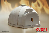 Cuore Ovens 1000 Gourmet Wood-Fired Oven Kit