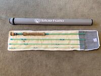 Blue Halo Gen 3 - 8' 6 Wt Fly Rod Used + FREE Blue Halo DT Triton Floating Line
