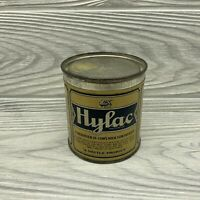Vintage Nestle Hylac Infant Food Tin Can New York Advertising