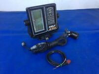 Eagle Lowrance Z6000 Fish Finder Depth Finder With Head Mount Transducer