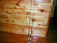Two (2) NEW Berkley Lightning Rods IM6 Graphite Spinning Rod-FREE USA Shipping!!