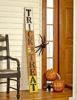 5' Trick or Treat Sign for Halloween