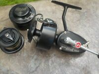Vintage Garcia Mitchell 300C Fishing Reel with Spool NEAR MINT!!