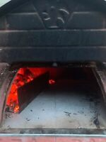 Wood Fired Pizza Oven accessory,The FlameBrake helping you make perfect pizza,
