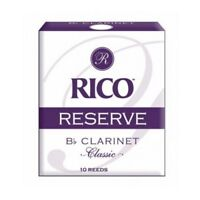 Rico RCT10405 Reserve Classic #4+ - Box of 10