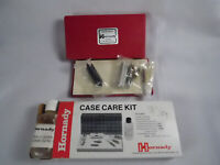Hornady Case Care Kit  043300 Case Lubricant Neck Brushes Deburring Tool New