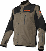 Answer Mens Canteen/Black Enduro Dirt Bike Jacket MX ATV 2020