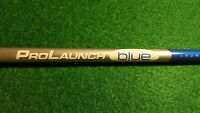 PING G25 GRAFALLOY PROLAUNCH BLUE 65 STIFF FLEX DRIVER SHAFT!! 43 5/8