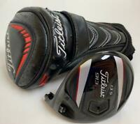 Titleist 913Fd Low Spin 13.5* Fairway 3 Wood Head Only Golf Club w/Head Cover
