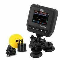 LUCKY Fish Finders for Boats Kayak Fish Finder Portable Saltwater Kayak Depth...