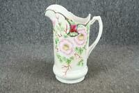 Vintage Nippon Hand-painter Porcelain Pitcher 10