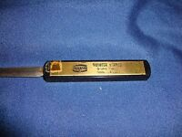 Quinter Texaco Gas Letter Opener Quinter Kansas Made in USA Rare Find. Used