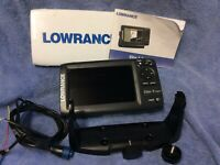 Lowrance Elite 7 HDI Non Touch Fishfinder GPS FREE SHIPPING!!