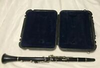 EUC Selmer USA 1401 B flat Student Clarinet  In Original Case