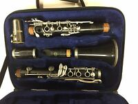 Evette Clarinet Sponsored By Buffet of Paris France