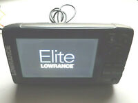 Lowrance Elite 7 HDI Non Touch Fishfinder GPS