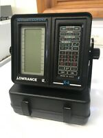 *Antique* Lowrance X-4 Portable Fish Finder