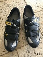 Sidi Womens Cycling Shoes Size 40 With Cleats