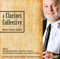 Dennis Nygren: A Clarinet Collective CD