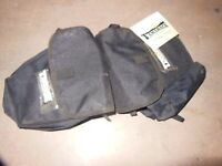 Tamarack Snowmobile ATV Bike Bag Tank NOS Handlebar Gear Supplies Carrier Saddle