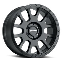 MAYHEM 8302 Scout Rim 17X8.5 5x127 Offset 0 Matte Black (Quantity of 4)