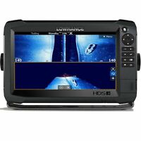LOWRANCE HDS-9 CARBON INSIGHT MID/HIGH 3-D FISHFINDER/CHARTPLOTTER 000-13680-001