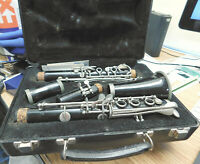 Clarinet Bundy older but in great shape great starter for a new student