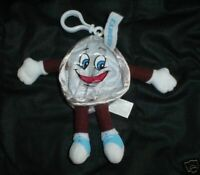 Hershey's Kiss Wallet Stuffed Figure with Hanger