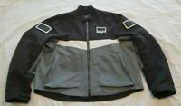 Shift Motorcycle ATV Jacket XXL Black and Gray