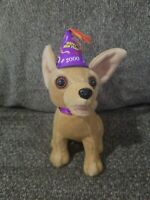 You Quiero Taco Bell Talking Dog 2000 Hat dog says: Happy New Year Amigos