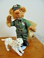 JOE BEAR ~ TEXACO with Dalmation  #599 of 1500 Limited Edition