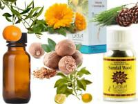 Lasa Aromatic NATURAL ESSENTIAL OILS FROM INDIA (FREE SHIPPING) -10 ML to 100 ML