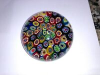 Vintage Awesome Murano Art Glass Paperweight Christmas Gift