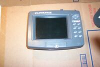 LOWRANCE LCX-19c Fish-finder/gps/depth finder-head only