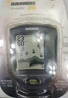 Sealed Humminbird Piranhamax 210 Portable Fishfinder Transducer Fishing Fish Id