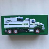 2017 Hess Truck Dump Truck And Loader -  New in Box with Shipping Carton