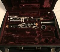 YAMAHA CUSTOM SEV CLARINET - KEY OF A - USED - EXCELLENT CONDITION