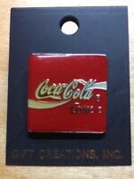 Vintage 1992 Coca Cola Pin Gift Creations Inc.